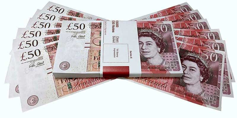 Buy Fake Pounds Online